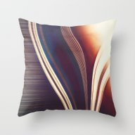 Lines/Abstract 7.1 Throw Pillow