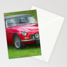 Classic MG Stationery Cards