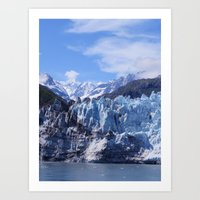 Fortress of Solitude  Art Print