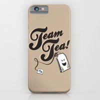 iPhone & iPod Case featuring Team Tea! by sophiedoodle
