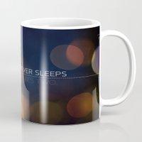No Sleep Mug