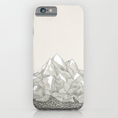 The Mountains And The Wo… iPhone 6 Slim Case