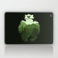 Hunting Season - Green Laptop & iPad Skin