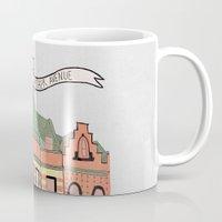 Archer Avenue Mug