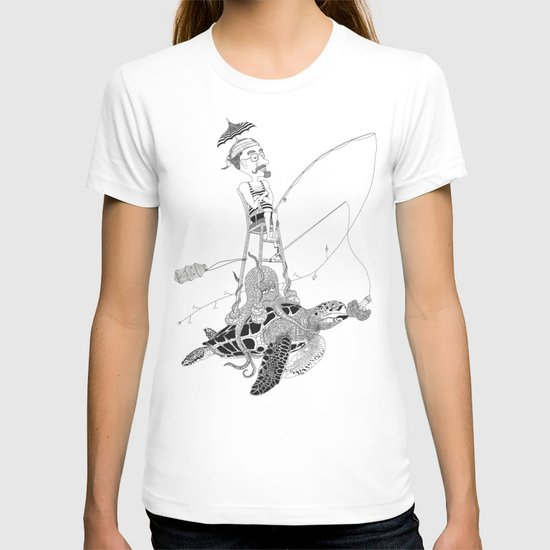 Seaman's Holidays T-shirt