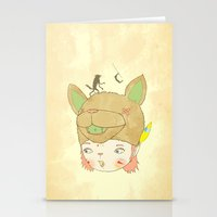왕좌의 귀환 : RETURN OF THE THRONE Stationery Cards