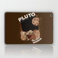 Pluto The Dwarf Planet Laptop & iPad Skin