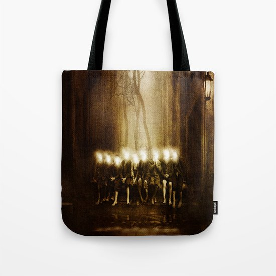 Children of the light Tote Bag