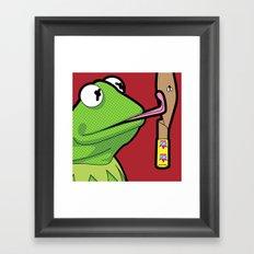SLOH - Catch Me If You C… Framed Art Print