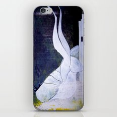 guard to the ivory tower iPhone & iPod Skin