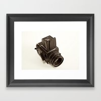 Hasselblad Framed Art Print