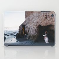 The mermaid that lost her tail iPad Case