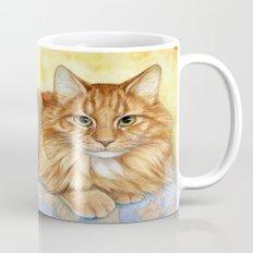 Ginger Cats A085 Mug