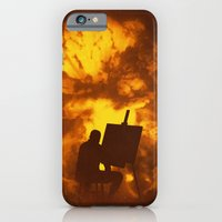 iPhone & iPod Case featuring Disasterpiece by rob dobi