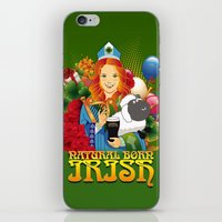 Natural Born Irish  iPhone & iPod Skin