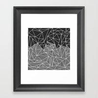 Bella Rays Framed Art Print
