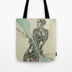 Queen of Carbon II Tote Bag