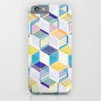 Cube Geometric VII iPhone 6 Slim Case