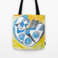 Birds In The Hand Tote Bag