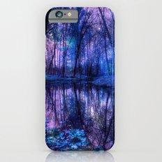Enchanted Forest Lake Slim Case iPhone 6s