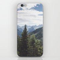 Tatra Mountains iPhone & iPod Skin