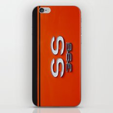 Chevy Super Sport 396 iPhone & iPod Skin