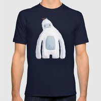 Yeti Mens Fitted Tee Navy SMALL