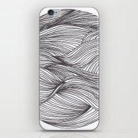 círculo iPhone & iPod Skin