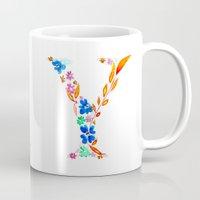 Monograms - Y Mug