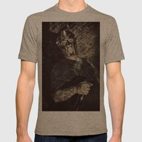 MF Doom Mens Fitted Tee Tri-Coffee SMALL
