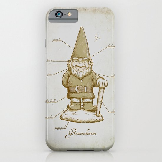 Gnomenclature iPhone & iPod Case