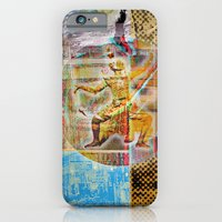iPhone & iPod Case featuring Collateral^2ndHand°FloodNewz by ChiTreeSign