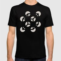 Use Your Illusion Mens Fitted Tee Black SMALL