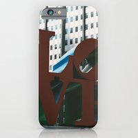 iPhone & iPod Case featuring Philly Love [2] by PDXLinds