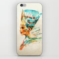 Nefertiti iPhone & iPod Skin