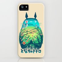 iPhone Cases featuring He Is My Neighbor by Victor Vercesi