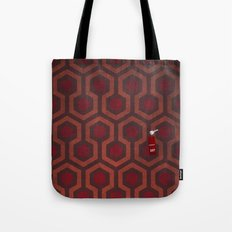 The Shining Rug & Room 2… Tote Bag