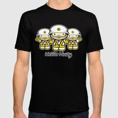 HELLO NASTY SMALL Mens Fitted Tee Black
