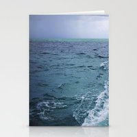All The Colors Of The Se… Stationery Cards