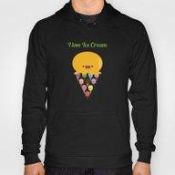 I Love Ice Cream! Hoody