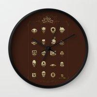 The Exquisite Pop Cultur… Wall Clock