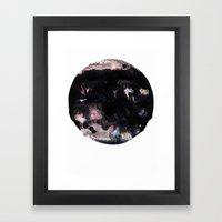All the World Framed Art Print