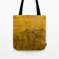 The Lord Of The Mountain… Tote Bag