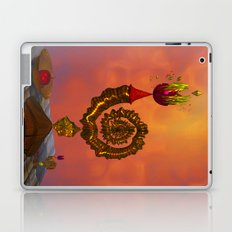 The Wizard's Table Laptop & iPad Skin
