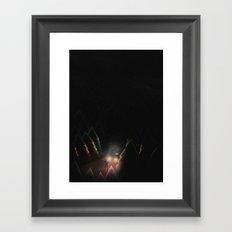 I Wanna Be Adored Framed Art Print
