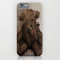 iPhone & iPod Case featuring Ferret by Cathie Tranent