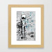 Further Framed Art Print