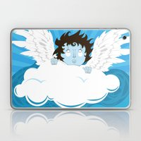 huh? what?! can't hear you ... too windy up here! Laptop & iPad Skin