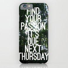 Next Thursday iPhone 6 Slim Case