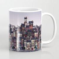 Fishing Village Mug